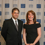 Mary Ann and Ron Kirsch - Chrysler at Working Mother 2013 awards NYC 10/23/13 (Bill Howard photo)