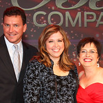 Douglas Dora and Linda Hamway of Chrysler Group LLC with Working Mother Media President Carol Evans at the Working Mother Magazine Awards, New York City, Oct. 10, 2012. Titles: Lynda Hamway ...