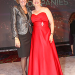 Nancy Rae, Chrysler Group LLC Senior Vice President, Human Resources with Carol Evans, Working Mother Media President, at the 2012 Working Mother of the Year Awards in New York Oct. 10, 2012 ...