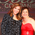 Linda Hamway of Chrysler Group LLC, winner of the prestigious Working Mother of the Year Changemaker Award from Working Mother magazine, with Carol Evans, president of Working Mother Media.  ...